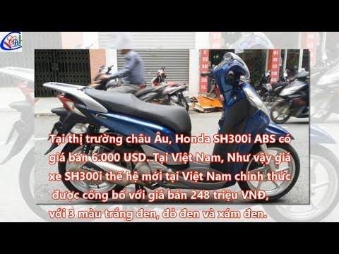 Xe Ga Honda Sh300i 2018 Nhập Từ ý Giá Bao Nhiêu