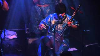 Hanggai performing Altan Namar, Live in Holland