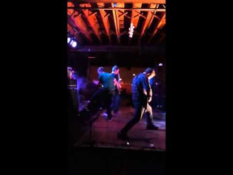 Dream Atlantic live at Canal Club