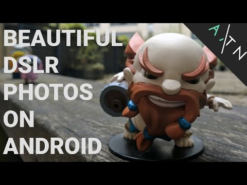 How To Take DSLR Style Depth Of Field Photos on Android