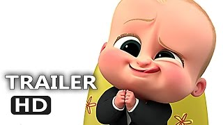 "THE BΟSS BABY Movie (2017) ""Cute Face"" Clip, Animation Movie HD"