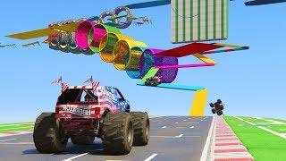 SUPER MEGA DIFICIL!! GANARÉ?! - CARRERA GTA V ONLINE - GTA 5 ONLINE