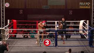 BARI GYM 16 - Brahim Akdi vs Michel Olensky