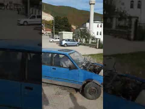 Subaru Justy Diesel.First Test Run!!!