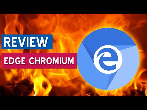 !IMPRESIONANTE! test de velocidad a Edge Chromium ⏳ #CafeConRivas thumbnail
