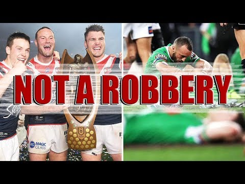 The Canberra Raiders Were NOT Robbed | 2019 NRL Grand Final