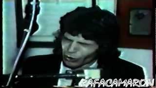 CAMARON POR SEGUIRIYAS EN LA PEÑA EL TARANTO 1984 (HD)