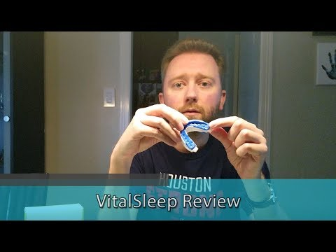 SNORING Mouthpiece Reviews - Vital Sleep