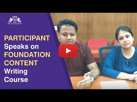 Husband-Wife Recommends Content Writing Course   Henry Harvin Reviews