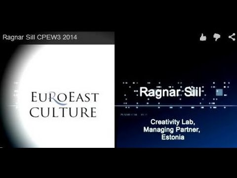 "EaP Culture: Ragnar Siil: ""Creating Preconditions for Developing Cultural and Creative Industries"""