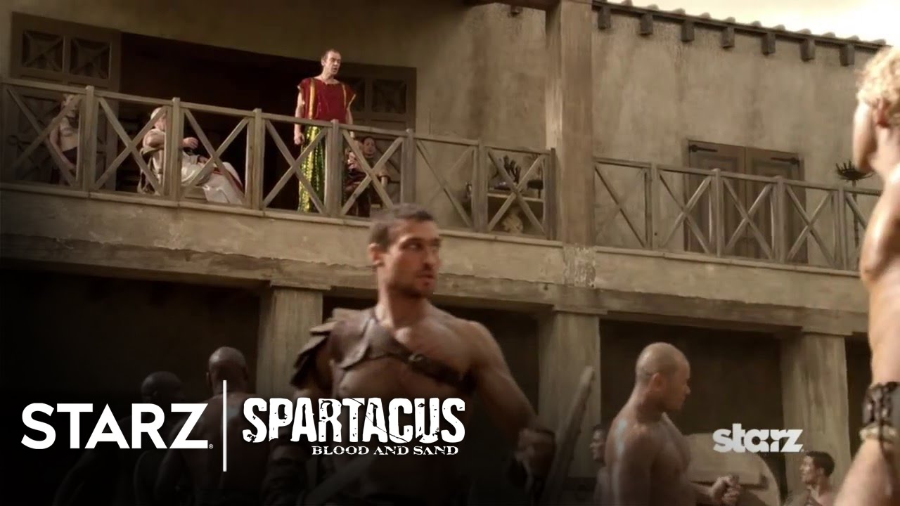 Download Spartacus: Blood and Sand | Episode 5 Clip: Chosen for the Primus | STARZ