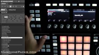 Maschine Packs: Xpand!2 VST Factory Presets for Maschine