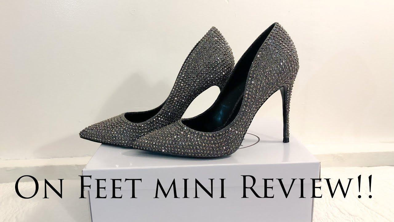 f187691913b Steve Madden On-Shoe Mini Review!! - YouTube