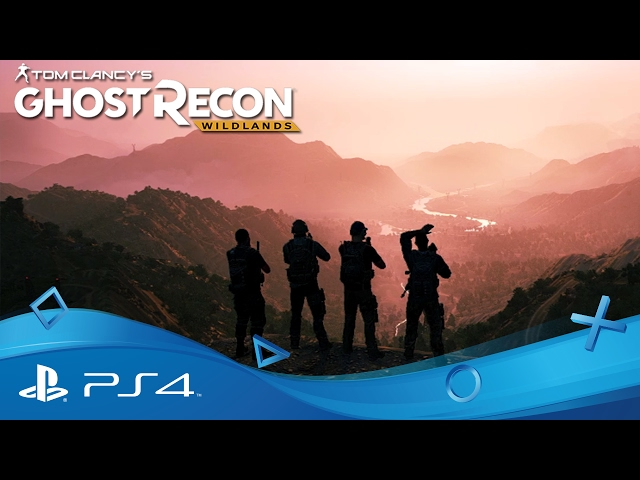 Tom Clancy's Ghost Recon Wildlands | Open Beta Trailer | PS4