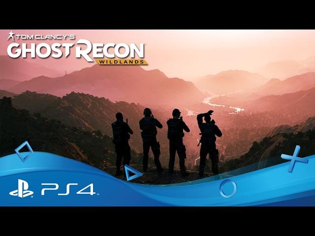 Tom Clancy's Ghost Recon Wildlands | Open Beta Trailer | PS4