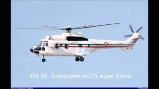 Estado Mayor Presidencial de México, Flota de Aviones Presidenciales, Helicópteros y Autos