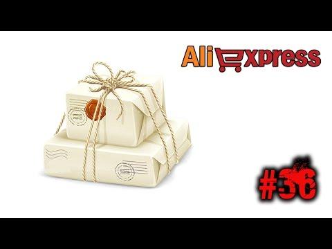 Видео, Немного посылок с Алиэкспресс