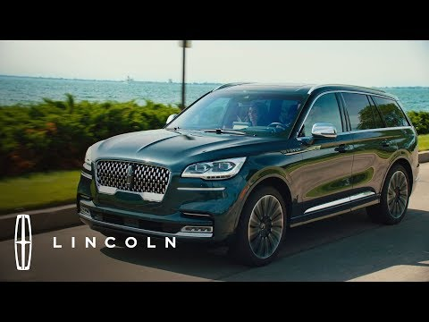 All-New Lincoln Aviator: Air Glide Suspension And Adaptive Suspension With Road Preview | Lincoln