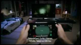 First UK WiiU TV advert