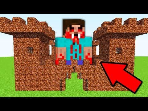 Вампир Нашел Замок Нуба Майнкрафт Выживание Моды Мультик в Майнкрафте Хоррор Карты Ловушка Minecraft