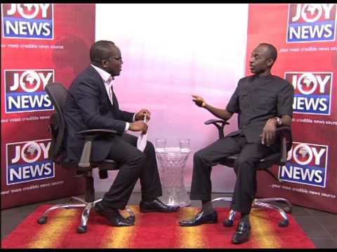 GENERAL ON JOY NEWS, MORE ON DKM...