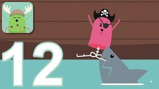 Dumb Ways to Die - Gameplay Walkthrough Part 12 - 3 New Games (iOS, Android)