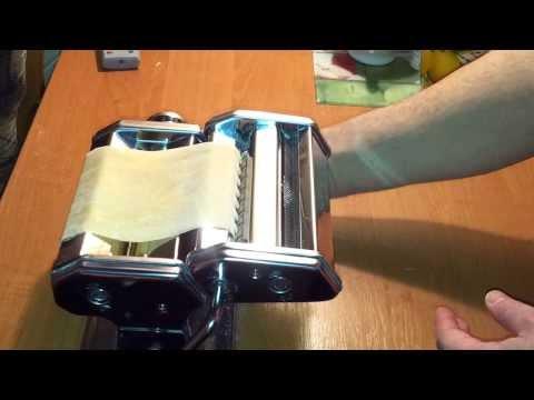 Машинка Hoffner для изготовления домашней лапши