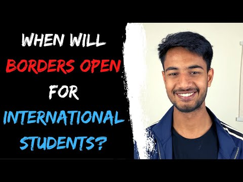 Update: When Will Borders Open For International Students? | Study In Australia | Internash