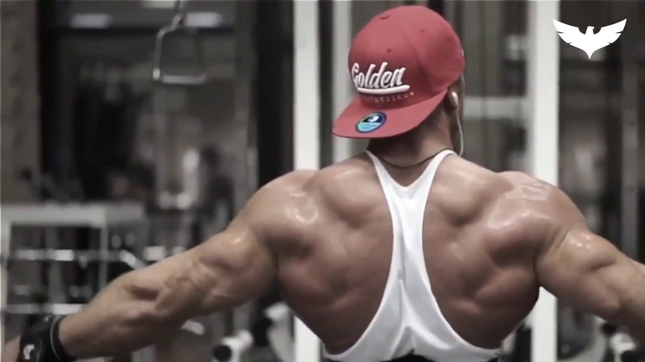 BODYBUILDING Workout motivation - WORK HARD ⚡