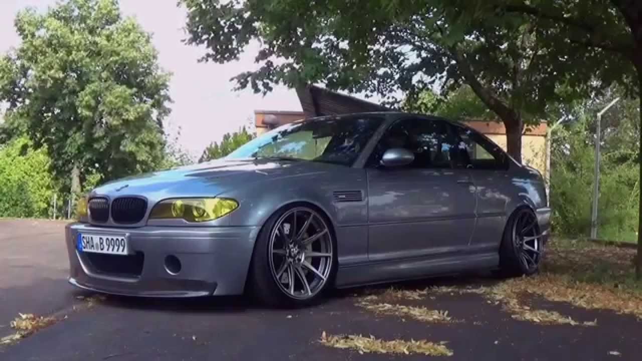 benson films bmw e46 330ci m3 csl look youtube. Black Bedroom Furniture Sets. Home Design Ideas
