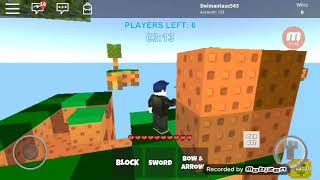 Jouer Skywars (Roblox 1episode