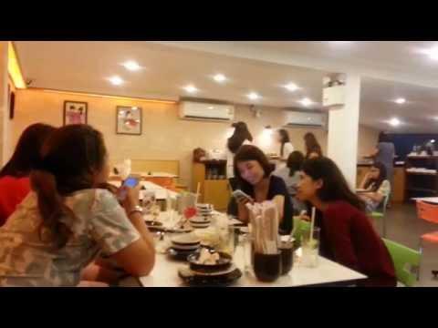 Mammoth Buffet chiang mai แมมมอธ ร้านอาหารญี่ปุ่น บุฟเฟ่ต์ เชียงใหม่ รีวิว