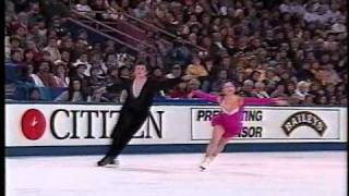 Kazakova & Dmitriev (RUS) - 1996 World Figure Skating Championships, Pairs' Long Program