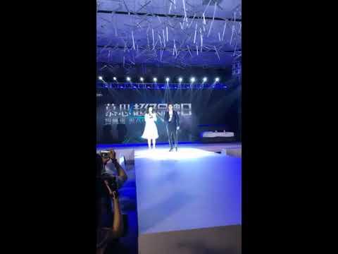 [Webcast Cut] 20170723 Aarif 李治廷 at DeRucci Event In HangZhou