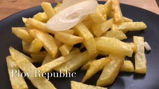 Картошка фри Как пожарить картошку Простые рецепты cooking