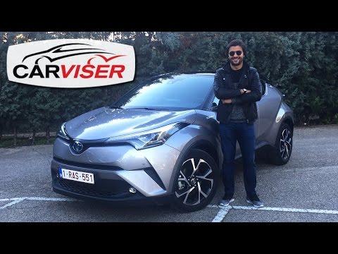 Toyota C-HR Test Sürüşü - Review (English Subtitled)
