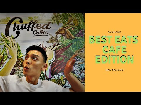Reviewing the TOP CAFES in Auckland, New Zealand