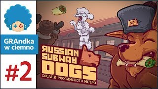 Russian Subway Dogs PL #2   Podpalamy pudle! :D