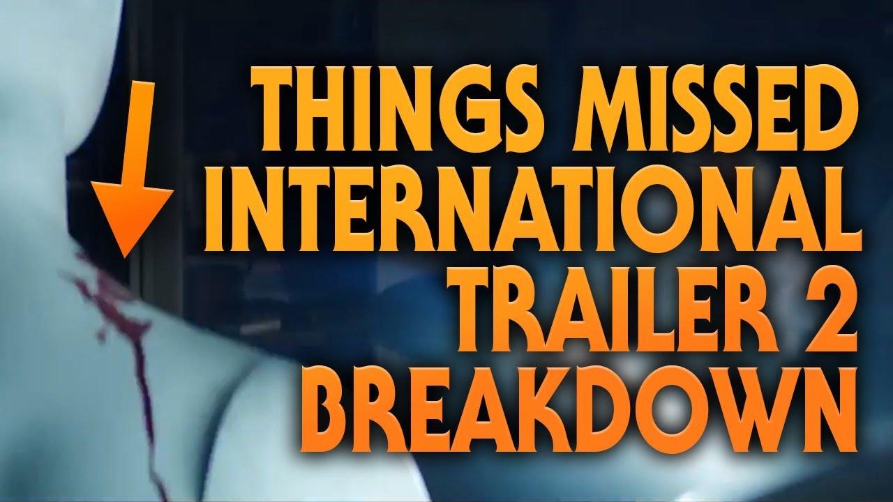 Halloween (2018) International Trailer 2 Breakdown | Things You Missed | Easter Eggs