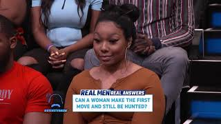 Real Men, Real Answers: Women Making the First Move? || STEVE HARVEY