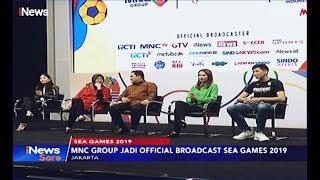 Mnc Group Jadi Official Broadcaster Sea Games 2019   Inews Sore 19/08