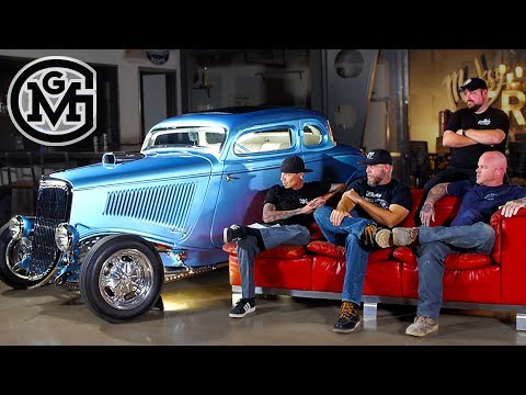 Gas Monkey -The Real Scoop On The '34 Ford - Gas Monkey After Hours Ep05