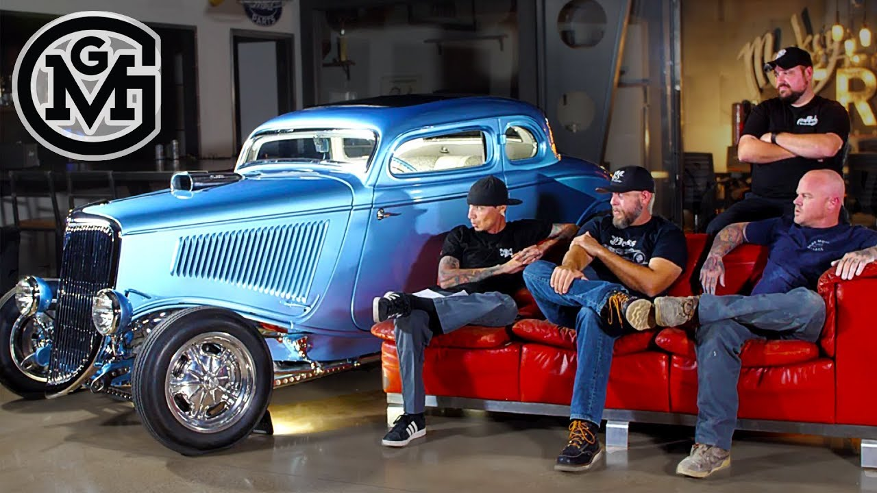 Gas Monkey The Real Scoop On The 34 Ford Gas Monkey