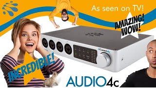 iConnectivity AUDIO4c Infomercial Introduction