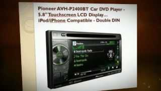 Pioneer AVH-P2400BT Car DVD Player