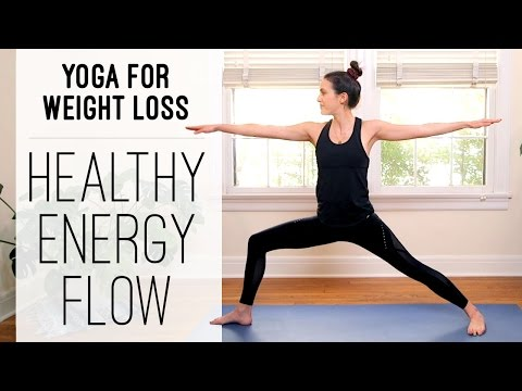 Yoga For Weight Loss - Healthy Energy Flow - Yoga With Adriene