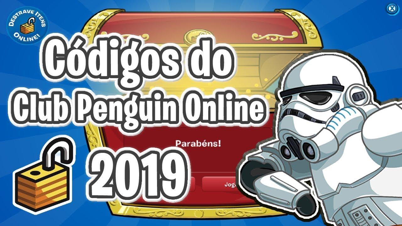 Club Penguin Online Codes 2019! - (June 2019)