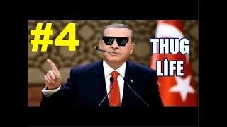 Gambar cover Recep Tayyip Erdoğan unutulmaz kapakları Şubat 2018 (Efsane Thug Life)