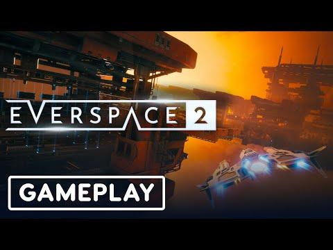8 Minutes of EverSpace 2 Combat Gameplay   Gamescom 2020