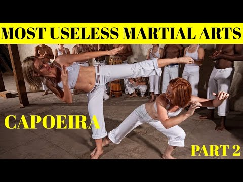 PART 2 - Top 5 USELESS Martial Arts & Fighting Styles